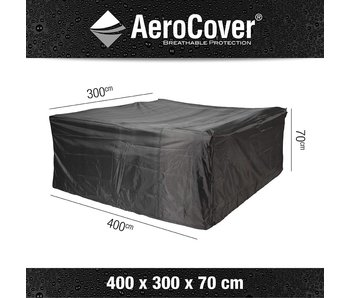Lounge cover 400X300X70 cm
