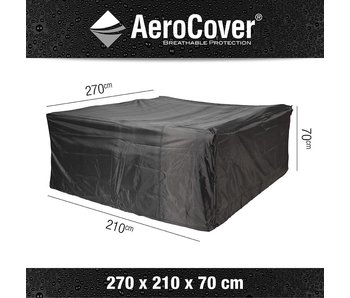 Loungeset cover 270X210X70 CM