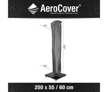 Parasol cover H250X55/60 cm