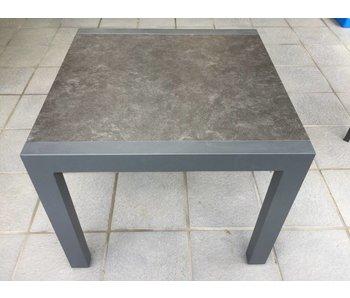 Table de jardin Lago 90x90xh75cm