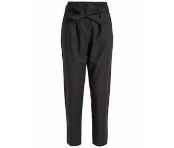 VILA Vibeate HW 7/8 pant - black - 36