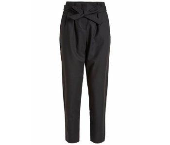 VILA Vibeate HW 7/8 pant - black - 34