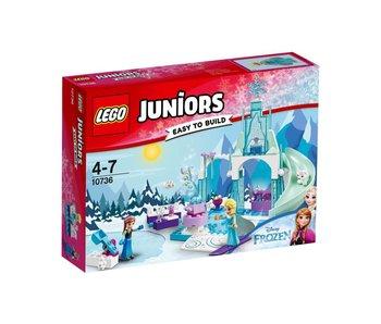 LEGO La maison de Stéphanie sur le lac - 10763