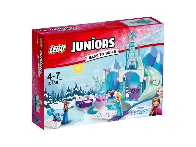 LEGO Stephanie's huisje aan het meer - 10763