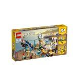 LEGO Montagnes russes pirate 31084