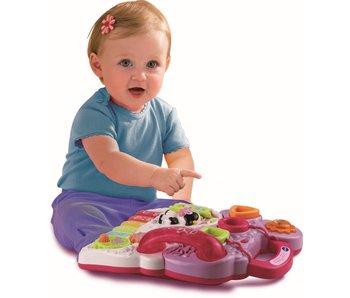 Vtech Baby walker roze loopwagen