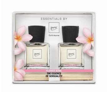 Ipuro Essentials Giftset 2x50ml flower bowl
