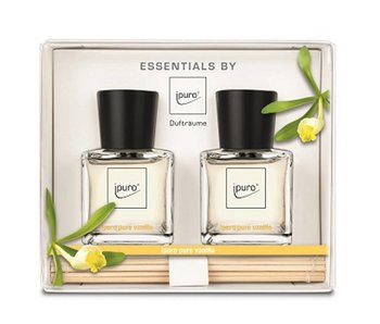 Ipuro Essentials Giftset 2x50ml pure vanilla