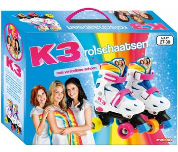 K3 rolschaatsen maat 27-30