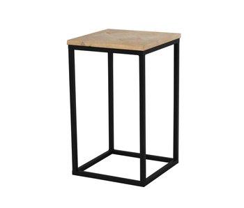 Hamilton Living Table d'appoint Dariel | Large | 33x33x65 cm