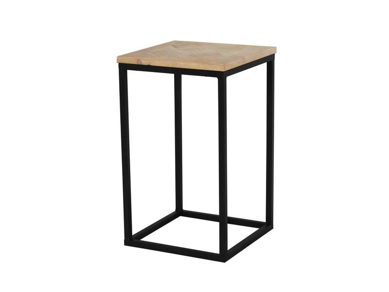 Hamilton Living Table d'appoint Dariel L 33x33x65 cm