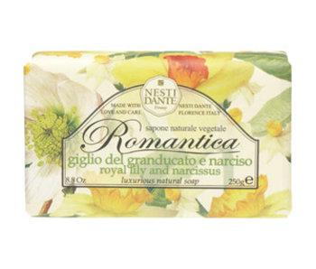 Nesti Dante zeep Romantica Lily and narcissus 250 gr