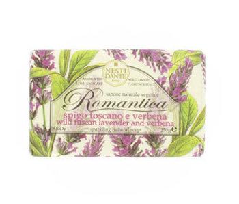 Nesti Dante zeep Romantica Lavendel and verbena 250 gr