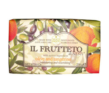 Nesti Dante Savon Olive mandarino 250gr
