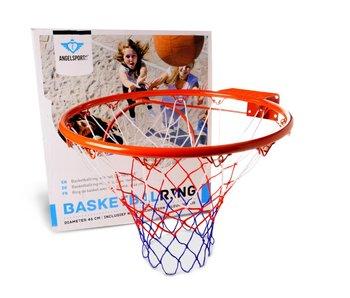 Ring de basket avec filet