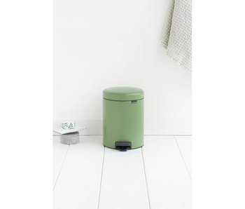 BRABANTIA BRAB PEDALETTE NEWICON 5L MOSS GREEN