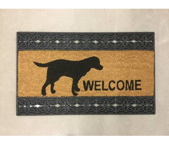 Rialto Coco Welcome Chien 45x75 cm