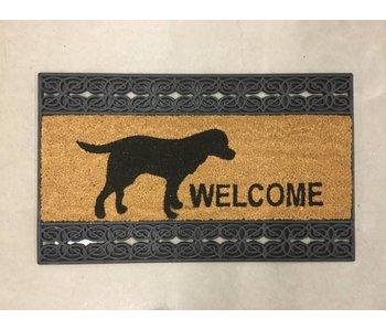 Rialto Coco Welcome Hond 45x75 cm