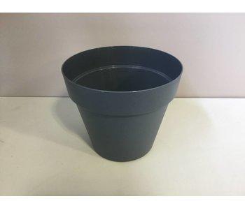 Bloempot Grey 26cm