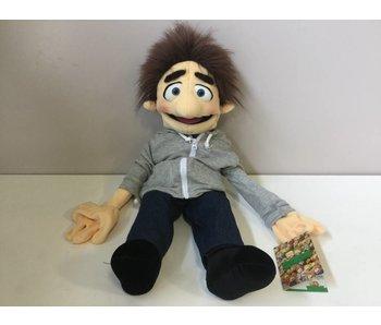 Living Puppets MR SUNDAY MIT GRIJZE SHIRT