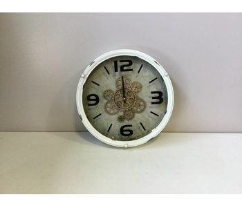 Hamilton Living Wandklok Open Clock 46 cm