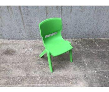 Kinderstoel - groen