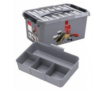 Qline Schoenpoetsbox  6L
