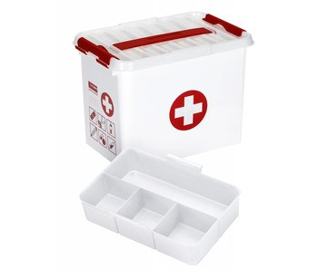 Qline First Aid Box 9 L