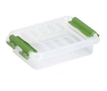 Q-line Box 0.2L transparent-vert