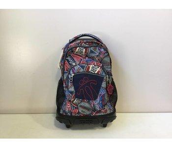 Ecole Wheel Backpack Renglones 8TR