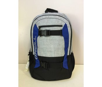BM Boarder Backpack Silver