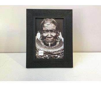 J-Line Cadre photo noir 13x18 cm