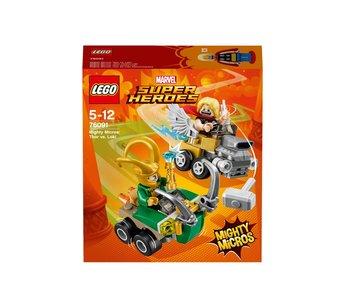 LEGO Mighty Micros Thor vs Loki