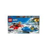 LEGO Escapade dans la rivière sauvage 60176