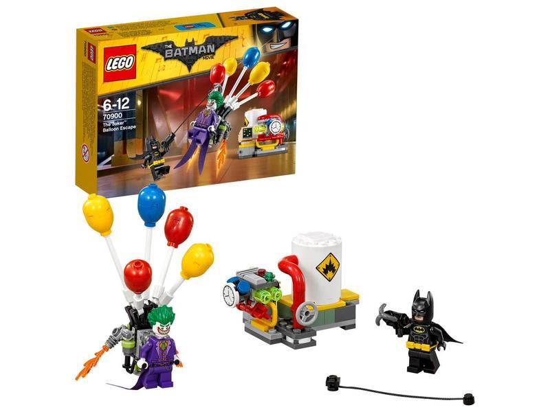 LEGO Vol en montgolfière The Joker  70900
