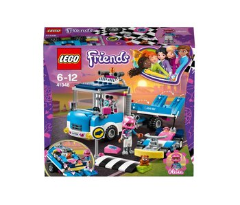 LEGO Camion d'entretien et de réparation 41348