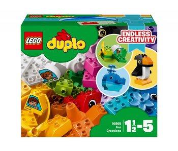 LEGO DUPLO Leuke creaties  10865