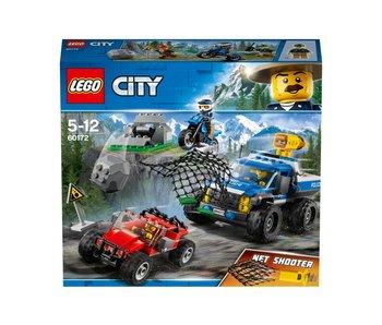 LEGO Modder Wegachtervolging  60172