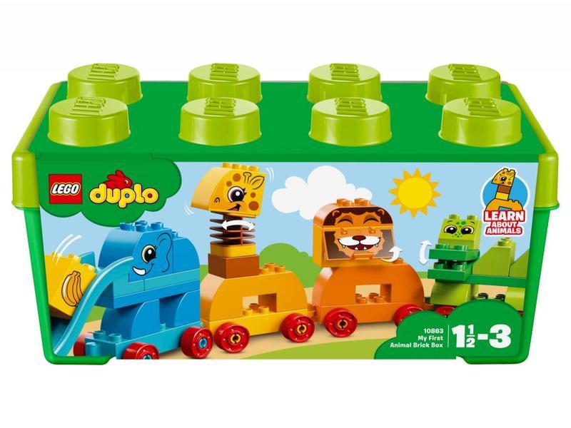 LEGO DUPLO Mes premiers animaux  10863