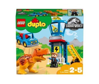 LEGO DUPLO T. Rex tour  10880