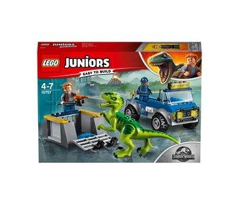 LEGO Voiture de sauvetage Raptor  10757