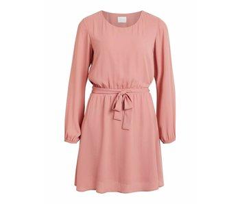 VILA Copy of Vilucy L/S dress - rose - 38