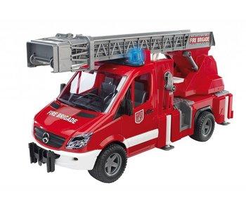 Bruder Mercedes Sprinter Fire Engine