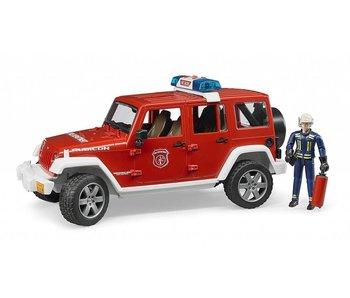 Bruder Jeep Wrangler Unlimited Fire