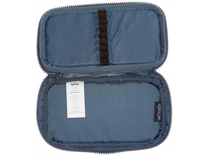 50 Pens Blue Tan Block
