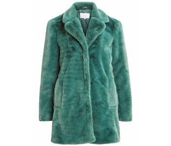VILA Vilicious faux fur jacket - 40