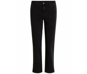 VILA Vibarcher RW 7/8 straight jeans - 32
