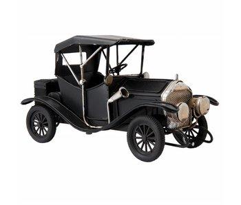 Clayre & Eef Model auto 25x10x14 cm