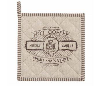 Clayre & Eef Pannenlap Hot Coffee