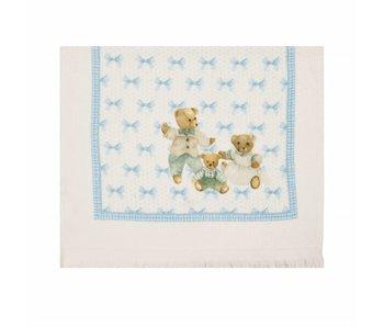 Clayre & Eef Des serviettes pour invités 40x60 cm